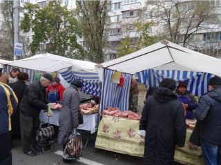 сельскохозяйственные Ярмарки в Киеве, фото Киев еврейский
