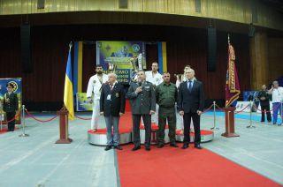 Турнір з рукопашного бою за Кубок Президента України, фото Олександр Токар