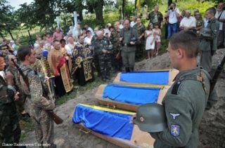 участие священнослужителей в перезахоронении