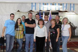 Турнир по боулингу в Израиле, фото Киев еврейский