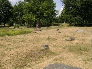 Еврейское кладбище в Городище, фото Киев еврейский
