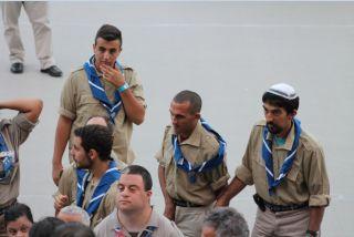 Люди с ограниченными возможностями на Маккабиаде-2013, фото Киев еврейский