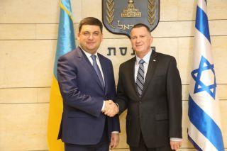 Премьер-министр Украины обещает пенсии в Израиль уже в октябре нынешнего года